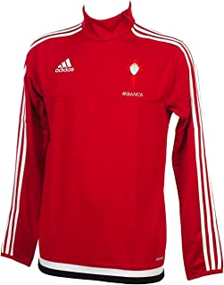 adidas Celta TRG Top - Camiseta Celta de Vigo FC 2015-2016 Hombre
