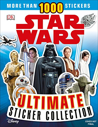 Ultimate Sticker Collection: Star Wars