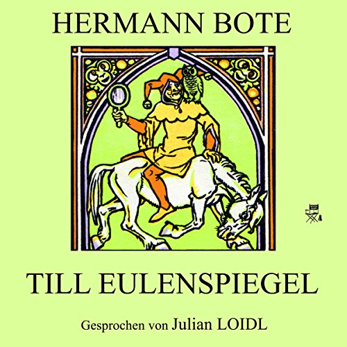 Till Eulenspiegel audiobook cover art