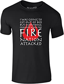 Brand88 - Until The Fire Nation Attacked, Adults T-Shirt