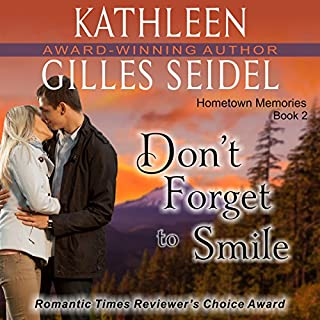 Don't Forget to Smile audiobook cover art