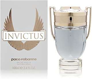 Paco Rabanne Invictus, Agua de tocador para hombres - 100 ml.
