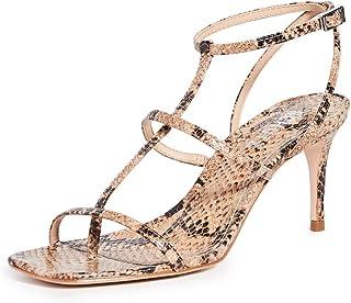 SCHUTZ Women's Ameena Mid-Heeled Strappy Sandal