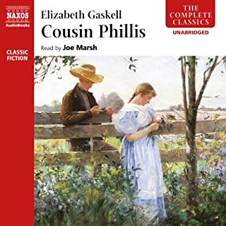 Cousin Phillis                   By:                                                                                                                                 Elizabeth Gaskell                               Narrated by:                                                                                                                                 Joe Marsh                      Length: 3 hrs and 57 mins     1 rating     Overall 3.0