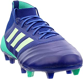 Mens Predator 18.1 Firm Ground Leather Soccer Athletic Cleats,