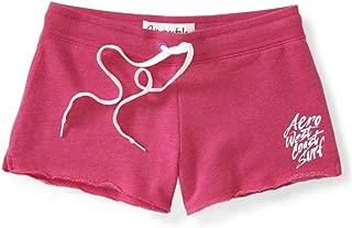 Womens Beach Cut-Off Athletic Sweat Shorts
