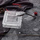 1 x Molekulare Küche Kaviar Builder Roe Maker Werkzeug Kaviar Box Kaviar Roe Strainer nur Löffel - 2