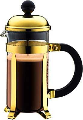 Amazon.com: Godinger French Press Coffee Maker - 34oz, 8 Cup ...