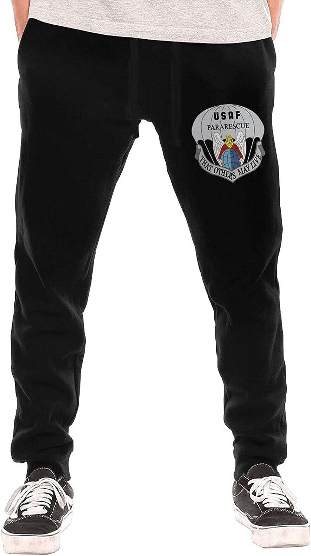 USAF Pararescue Sweatpants Man Yoga for Running Chicago Mall Arlington Mall Pants