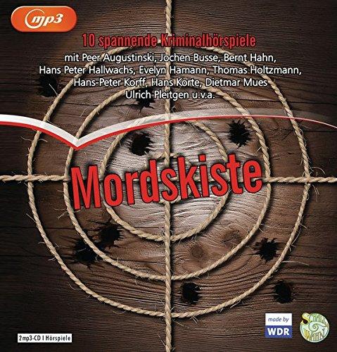 Mordskiste - WDR Hörspiele: Schall & Wahn
