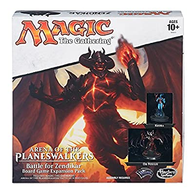 Magic The Gathering Arena of the Planeswalkers Battle for Zendikar Board Game Expansion Pack