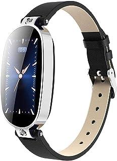 hwbq Smart Horloge Smart Armband Fitness Tracker Oproep Herinnering Kleur Screen Gezondheid Waterdicht Bluetooth Horloge V...