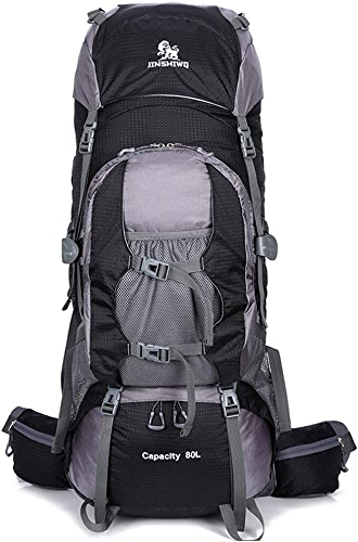 XTAYNE Outdoor Product Sac d'alpinisme ExtéRieur De Grande Capacité RéGlable pour Hommes Et Femmes Sac De Tente De Camping ExtéRieur éTanche