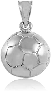 Best silver soccer charm Reviews