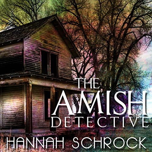 The Amish Detective audiobook cover art