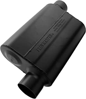 Flowmaster 943048 Super 44 Muffler - 3.00 Offset IN / 3.00 Offset OUT - Aggressive Sound