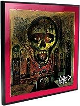 Weird Or Wonderful Slayer – Estrellas en el Abismo Oficial de Crystal Clear Picture 32 cm – para Colgar en la Pared Nemesis Now Música Heavy álbum de Metal Thrash Regalo