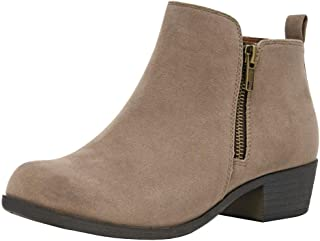 dune taupe boots