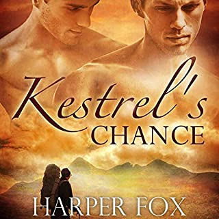 Kestrel's Chance audiobook cover art