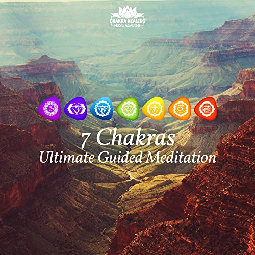 7 Chakras Ultimate Guided Meditation: Solfeggio Frequencies 576 Hz 456 Hz, Tibetan Healing Balancing Meditation, Sacred Mantra for Breathing, Visualization