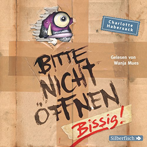 Bissig! cover art