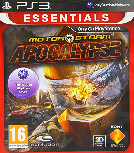 MotorStorm Apocalypse - Essentials (Sony PS3) [Import UK]