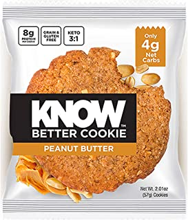 KNOW Foods Better Cookie Protein