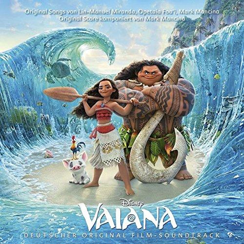 Vaiana - Deutscher Original Film-Soundtrack (Deutsche Version)