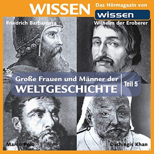 Große Frauen und Männer der Weltgeschichte 5 Titelbild