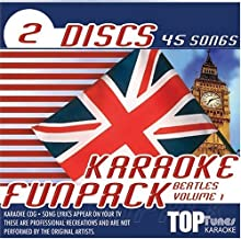 Top Tunes CDG Beatles Fun Pack TTFP-9&10