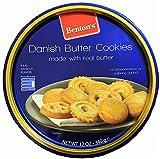Benton's Danish Butter Cookies 12oz - 340g