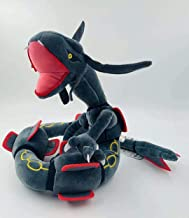 "MMFF Green Black Dragon Rayquaza Cotton Soft Stuffed Anime Collectible Dolls 31"" 80 cm Plush Toy Doll Soft Stuffed Animals..."