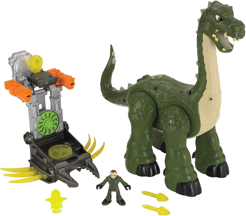tienda de pescado para la venta Imaginext - Mega Apatosaurus Apatosaurus Apatosaurus (Mattel X7673)  ahorra hasta un 30-50% de descuento