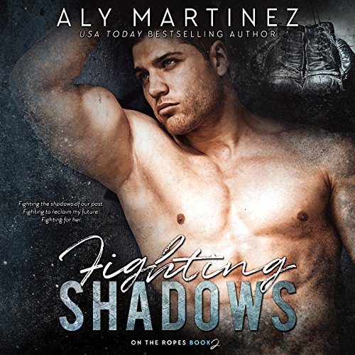 Fighting Shadows audiobook cover art