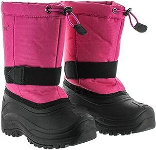 TECS WinterTec - Children's Durable, Comfortable & Waterproof Winter Boot - Toddler/Little Kids/Big Kids