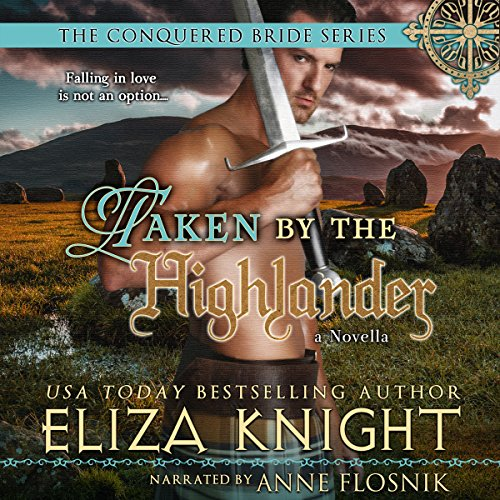 Taken by the Highlander: Book 2.5 (Conquered Bride) audiobook cover art