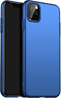 Mofi iPhone 11 Pro Max Case, Hard Thin PC, Blue