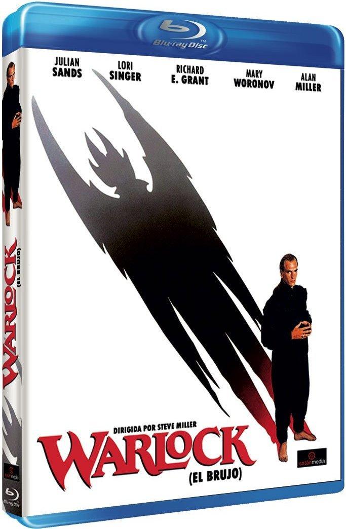 Warlock 1989 Warlock: The Reg.A Blu-Ray Nippon regular agency Wizard Max 41% OFF Magic