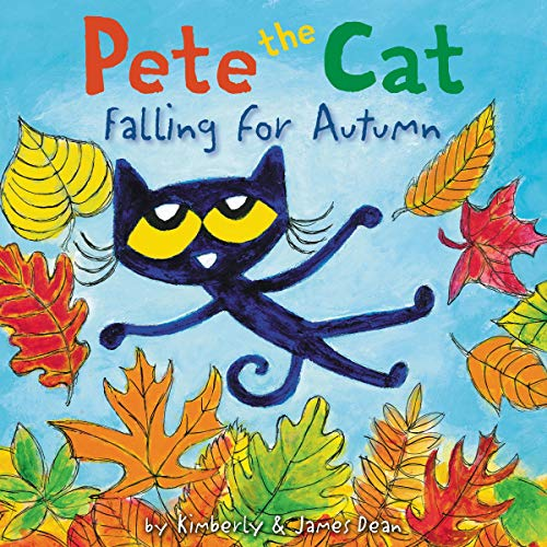 Couverture de Pete the Cat Falling for Autumn