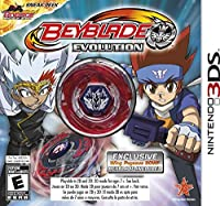BEYBLADE: Evolution Collector's Edition with Wing Pegasus - Nintendo 3DS [並行輸入品]