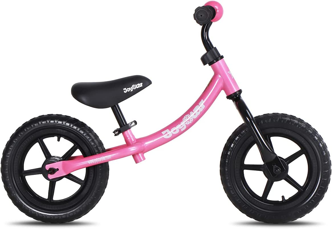 Black DRBIKE Replacement Bike Seat for 12 14 Inch Balance Bike Little Rider Child Kids Balance Bike Replacement Saddle Attached with 22.2mm Diameter 280mm Length Seatpost