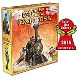 Colt Express, Spiel des Jahres 2015 - 4