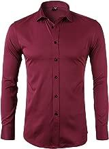 Amazon.es: camisas color vino