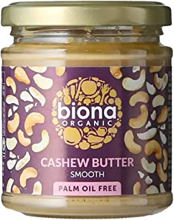 Biona Organic Cashewnut Butter, 170g