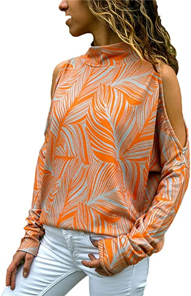 Blusas Mujer Otoño Invierno 2019 Estampadas de Geométrica ...