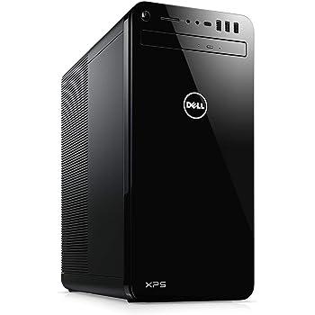 2019 Dell XPS 8930 Premium Desktop Computer, 8th Gen Intel Hexa-Core i7-8700 up to 4.6GHz, 32GB DDR4 RAM, 1TB 7200 RPM HDD + 512GB SSD, 802.11ac WiFi, Bluetooth 4.2, NO DVD, HDMI, Windows 10 Home