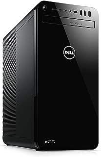 2019 Dell XPS 8930 Premium Desktop Computer, 8th Gen Intel Hexa-Core i7-8700 up to 4.6GHz, 32GB DDR4 RAM, 1TB 7200 RPM HDD + 512GB SSD, 802.11ac WiFi, Bluetooth 4.2, USB 3.1, HDMI, Windows 10 Home