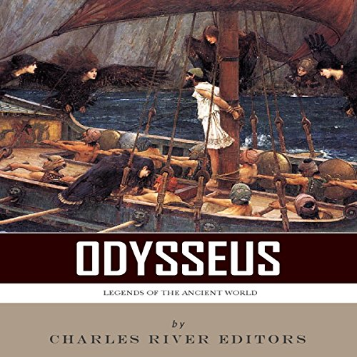 Legends of the Ancient World: Odysseus cover art