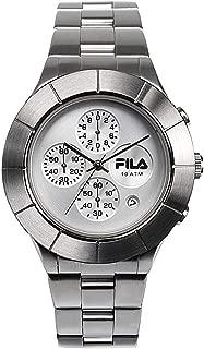 Reloj Analógico para Unisex Adultos de Cuarzo con Correa en Acero Inoxidable FILA38-006-001