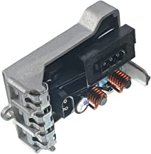 A-Premium HVAC Blower Motor Resistor for BMW E30 E65 E66 745i 745Li 750i 750Li 760i 760Li Alpina B7 M3